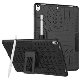 Rugged Kickstand iPad Air 10.5 (2019) Hoesje - Zwart