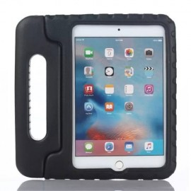 ShockProof Kids Case iPad Mini 5 / Mini 4 Hoesje - Zwart