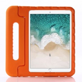 ShockProof Kids Case iPad Air 10.5 (2019) Hoesje - Oranje