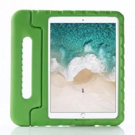 ShockProof Kids Case iPad 10.2 (2019/2020) / Air 10.5 (2019) Hoesje - Groen
