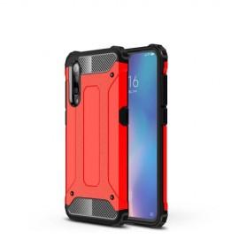 Armor Hybrid Xiaomi Mi 9 Hoesje - Rood