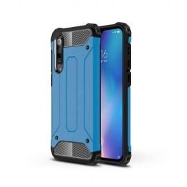 Armor Hybrid Xiaomi Mi 9 SE Hoesje - Lichtblauw