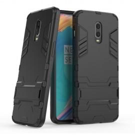 Armor Kickstand OnePlus 7 Hoesje - Zwart