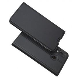 Folio Book Case Samsung Galaxy A20e Hoesje - Zwart