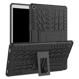 Rugged Kickstand Samsung Galaxy Tab A 10.1 (2019) Hoesje - Zwart