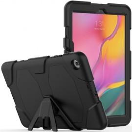 Heavy Duty Case Samsung Galaxy Tab A 10.1 (2019) Hoesje - Zwart