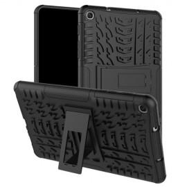 Rugged Kickstand Samsung Galaxy Tab A 8.0 (2019) Hoesje - Zwart