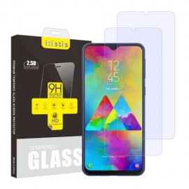 Duo-Pack Tempered Glass Samsung Galaxy M20