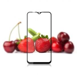 Full-Cover Tempered Glass Samsung Galaxy M20 - Zwart