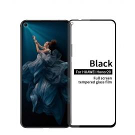 Full-Cover Tempered Glass Honor 20 - Zwart