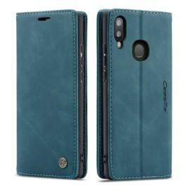 CaseMe Book Case Samsung Galaxy A40 Hoesje - Blauw