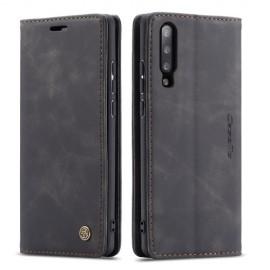 CaseMe Book Case Samsung Galaxy A50 Hoesje - Zwart