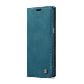 CaseMe Book Case Samsung Galaxy S9 Plus Hoesje - Blauw