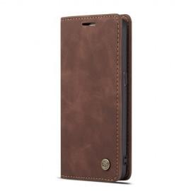 CaseMe Book Case Samsung Galaxy S7 Hoesje - Donkerbruin