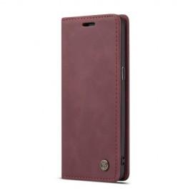 CaseMe Book Case Samsung Galaxy S8 Hoesje - Bordeaux