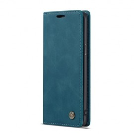 CaseMe Book Case Samsung Galaxy S9 Hoesje - Blauw