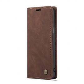 CaseMe Book Case Samsung Galaxy S9 Hoesje - Donkerbruin