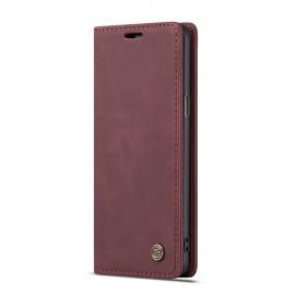 CaseMe Book Case Samsung Galaxy S9 Hoesje - Bordeaux