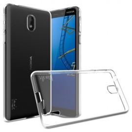 TPU Nokia 1 Plus Hoesje - Transparant