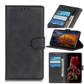 Luxe Book Case Nokia 1 Plus Hoesje - Zwart