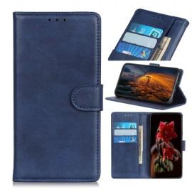Luxe Book Case Nokia 1 Plus Hoesje - Blauw