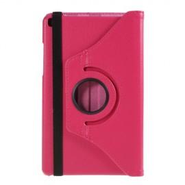 360 Rotating Case Samsung Galaxy Tab A 8.0 (2019) Hoesje - Roze