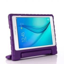 ShockProof Kids Case Samsung Galaxy Tab A 10.1 (2019) Hoesje - Paars