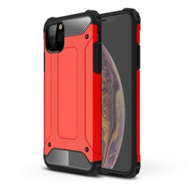 Armor Hybrid iPhone 11 Pro Max Hoesje - Rood