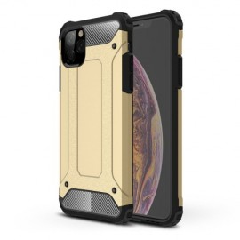 Armor Hybrid iPhone 11 Pro Max Hoesje - Goud