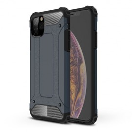 Armor Hybrid iPhone 11 Pro Max Hoesje - Donkerblauw