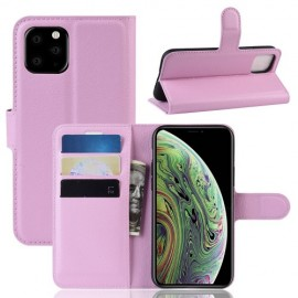 Book Case iPhone 11 Pro Hoesje - Pink