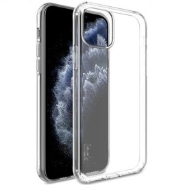 TPU iPhone 11 Pro Max Hoesje - Transparant