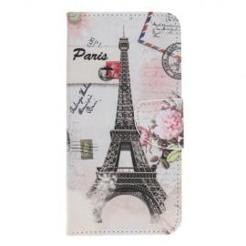 Book Case iPhone 11 Pro Max Hoesje - Eiffeltoren