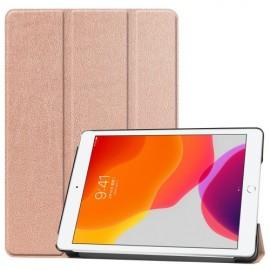 Smart Book Case iPad 10.2 (2019/2020) Hoesje - Rose Gold