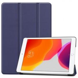 Smart Book Case iPad 10.2 (2019/2020) Hoesje - Donkerblauw