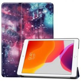 Smart Book Case iPad 10.2 (2019/2020) Hoesje - Galaxy