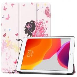 Smart Book Case iPad 10.2 (2019/2020) Hoesje - Meisje