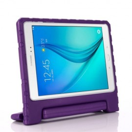 ShockProof Kids Case Samsung Galaxy Tab S5e Hoesje - Paars