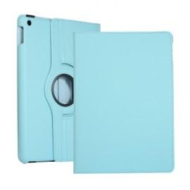 360 Rotating Case iPad 10.2 (2019/2020) Hoesje - Lichtblauw