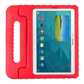 ShockProof Kids Case Samsung Galaxy Tab S6 Hoesje - Rood