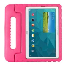 ShockProof Kids Case Samsung Galaxy Tab S6 Hoesje - Roze