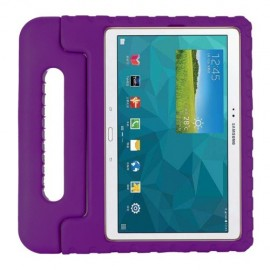 ShockProof Kids Case Samsung Galaxy Tab S6 Hoesje - Paars