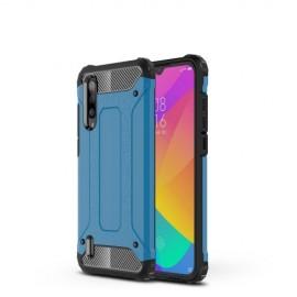 Armor Hybrid Xiaomi Mi 9 Lite Hoesje - Lichtblauw