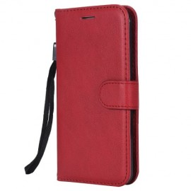 Book Case iPhone 5 / 5S / SE Hoesje - Rood