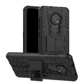 Rugged Kickstand Nokia 6.2 / 7.2 Hoesje - Zwart