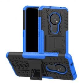 Rugged Kickstand Nokia 6.2 / 7.2 Hoesje - Blauw