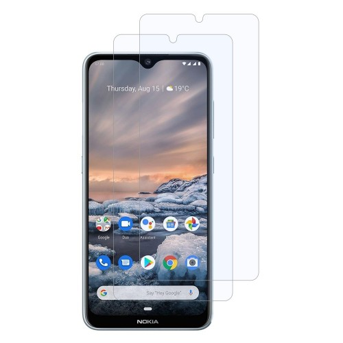 Duo-Pack Tempered Glass Nokia 6.2 / 7.2