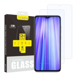 Duo-Pack Tempered Glass Xiaomi Redmi Note 8 Pro