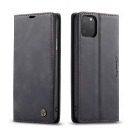 CaseMe Book Case iPhone 11 Pro Max Hoesje - Zwart