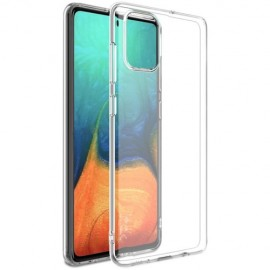 TPU Samsung Galaxy A71 Hoesje - Transparant